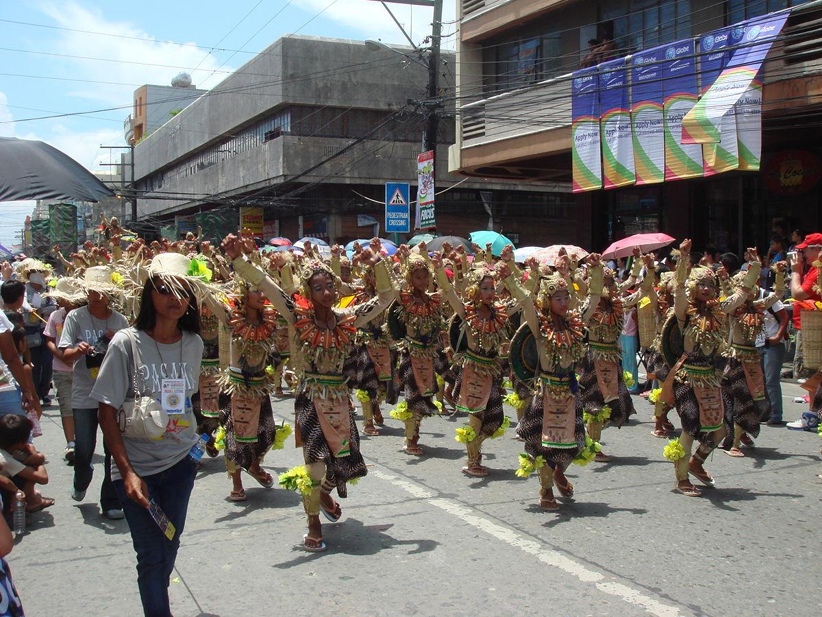 Voyager et assister aux différents festivals aux Philippines